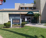 The Plaza Senior Apartments, 92401, CA
