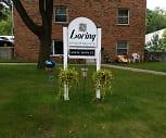 Loring Apartments, River Falls High School, River Falls, WI