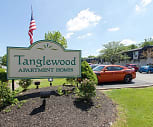 Community Signage, Tanglewood Apartments