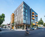 Lower Burnside Lofts, Lewis and Clark College, OR