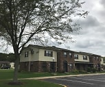 Marysville Green Apartments, Marysville Stem Early College High School, Marysville, OH