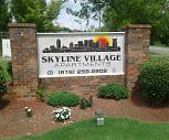 Skyline Village Apartments, Brick Church College Preparatory School, Nashville, TN