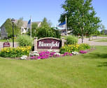 Building, Bloomfield Townhomes