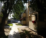 Village Oaks Apartments, Easterby Elementary School, Fresno, CA