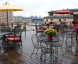 Roof-top Deck, The Penn Garrison