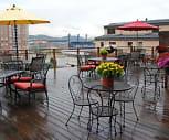 Roof-top Deck, The Penn Garrison