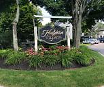 Houghton Village, Newton, MA