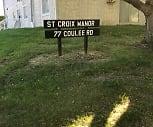 St Croix Manor, Hudson Middle School, Hudson, WI