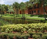 Pond view, Executive Apartments