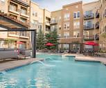 Pool, 21 Fitzsimons Apartment Homes