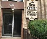 New Center Pavilion, 48215, MI
