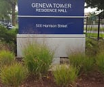 Geneva Tower Residence Hall, Oneida Castle, NY