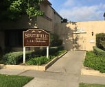 Southfield Apts, Buena Vista High School, Lakewood, CA