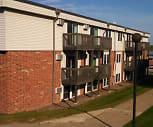 Bell Terrace Apartments, Southwestern Hills, Des Moines, IA