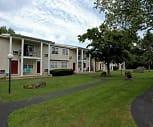 Woodbury Gardens, Monroe Woodbury High School, Central Valley, NY