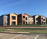BLVD Apartments Phase 2, Lee Middle School, San Angelo, TX