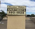 Carolina Village, Bel Air Middle School, El Paso, TX
