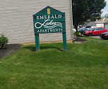 Emerald Lakes, Olentangy Liberty High School, Powell, OH
