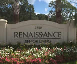 Community Signage, Renaissance - Senior Living of Vero