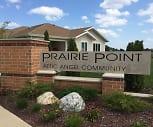 Prairie Point Senior Apartment Buildings, Stephens Elementary School, Madison, WI