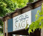Community Signage, The Renton Sage