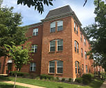 King Louis Square Apartments, Lafayette Square, Saint Louis, MO