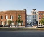 Printers Square Apartments, Baltimore Montessori Public Charter School, Baltimore, MD