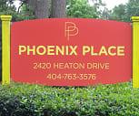 Phoenix Place Apartments, Washington Road, East Point, GA