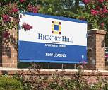 Community Signage, Hickory Hill Apartments