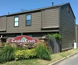 Building, Cedar Craft