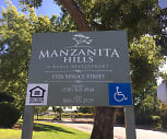 Manzanita Hills Apartments, Anderson New Technology High School, Anderson, CA