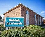 Community Signage, Oakdale Apartments