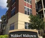 Waldorf Midtown Apartments, Stephens Elementary School, Madison, WI