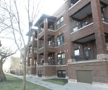 Renaissance Apartments, Hyde Park Academy High School, Chicago, IL