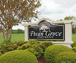 Community Signage, Pecan Grove