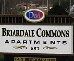 Briardale Commons, Willoughby, OH