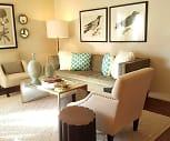 Living Room, Ironwood Apartments