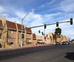 Crosswinds Apartments, West Flamingo Road, Spring Valley, NV