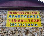 Redwood Village, 77022, TX