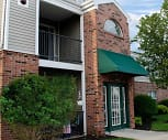 Creekside Apartments, Ball State University, IN