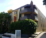 Kelton Towers Apartments, Brentwood, Los Angeles, CA