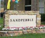 Exterior, Sandpebble