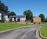 Candlewood Apartments, Benjamin Franklin Middle School, Rocky Mount, VA