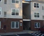 Treesdale Apartments, Jack Jouett Middle School, Charlottesville, VA