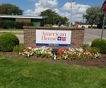 American House Grand Blanc, Grand Blanc High School, Grand Blanc, MI