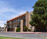 Album Park Apartments, Eastwood High School, El Paso, TX