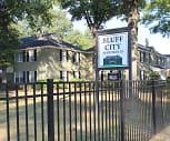 Bluff City Apartments, Avon Lenox School, Memphis, TN