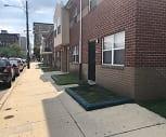 University City Townhomes, Middle Years Alternative School, Philadelphia, PA