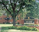 Wedgewood Village Apartments, Wedgewood Middle School, Columbus, OH