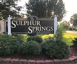 Sulphur Springs Apartments, W W Lewis Middle School, Sulphur, LA